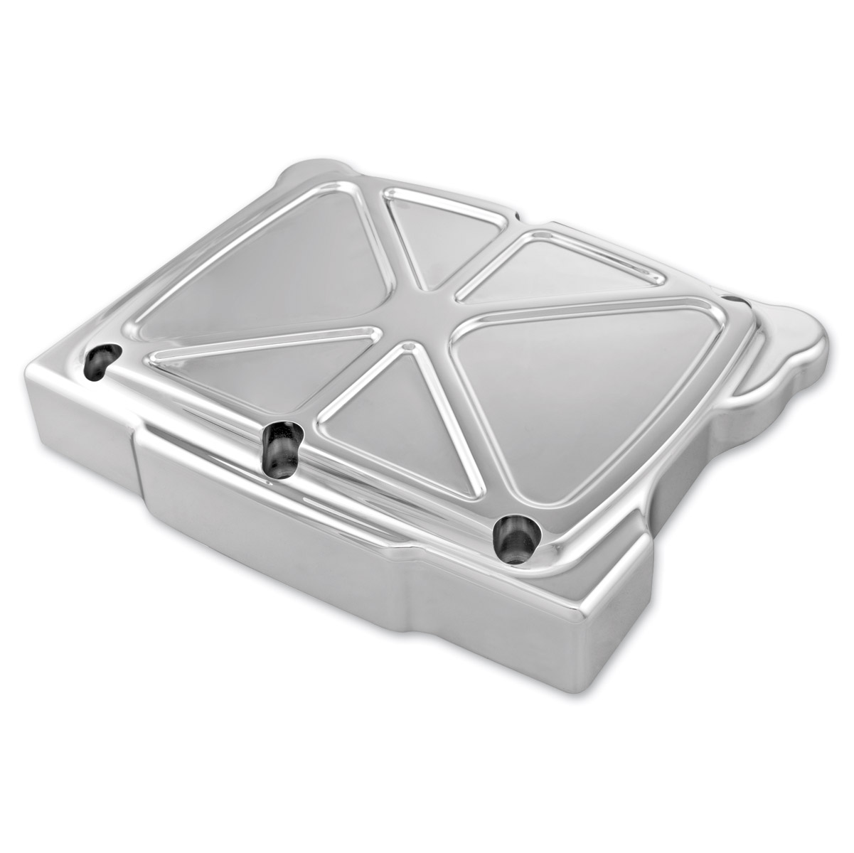 Performance Machine Chrome Formula Rocker Box Cover