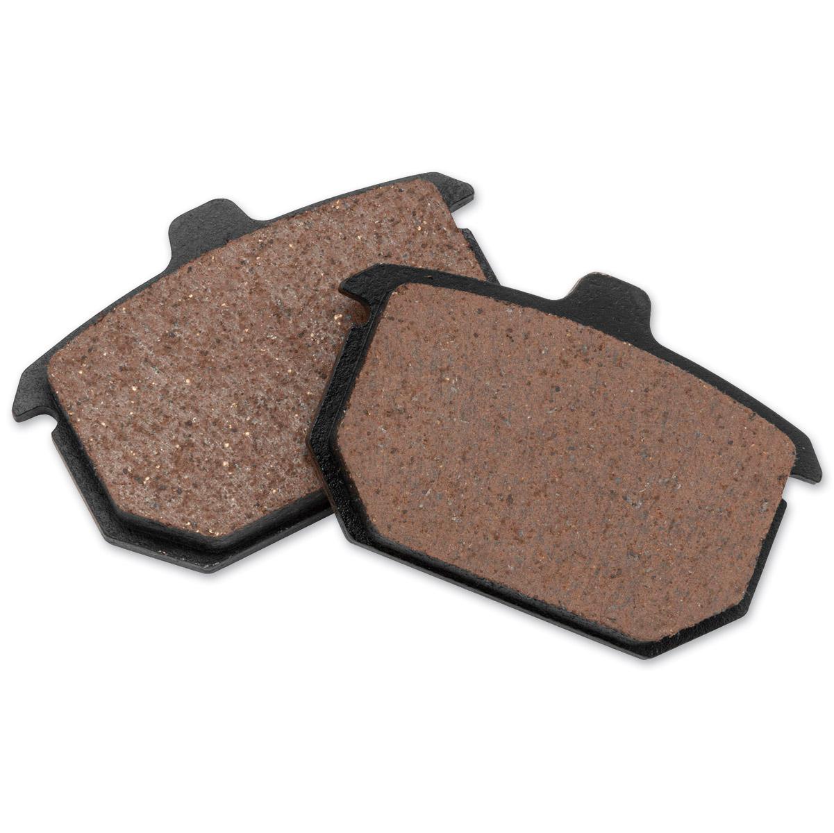 Motorcycle Parts Brand Organic Brake Pads