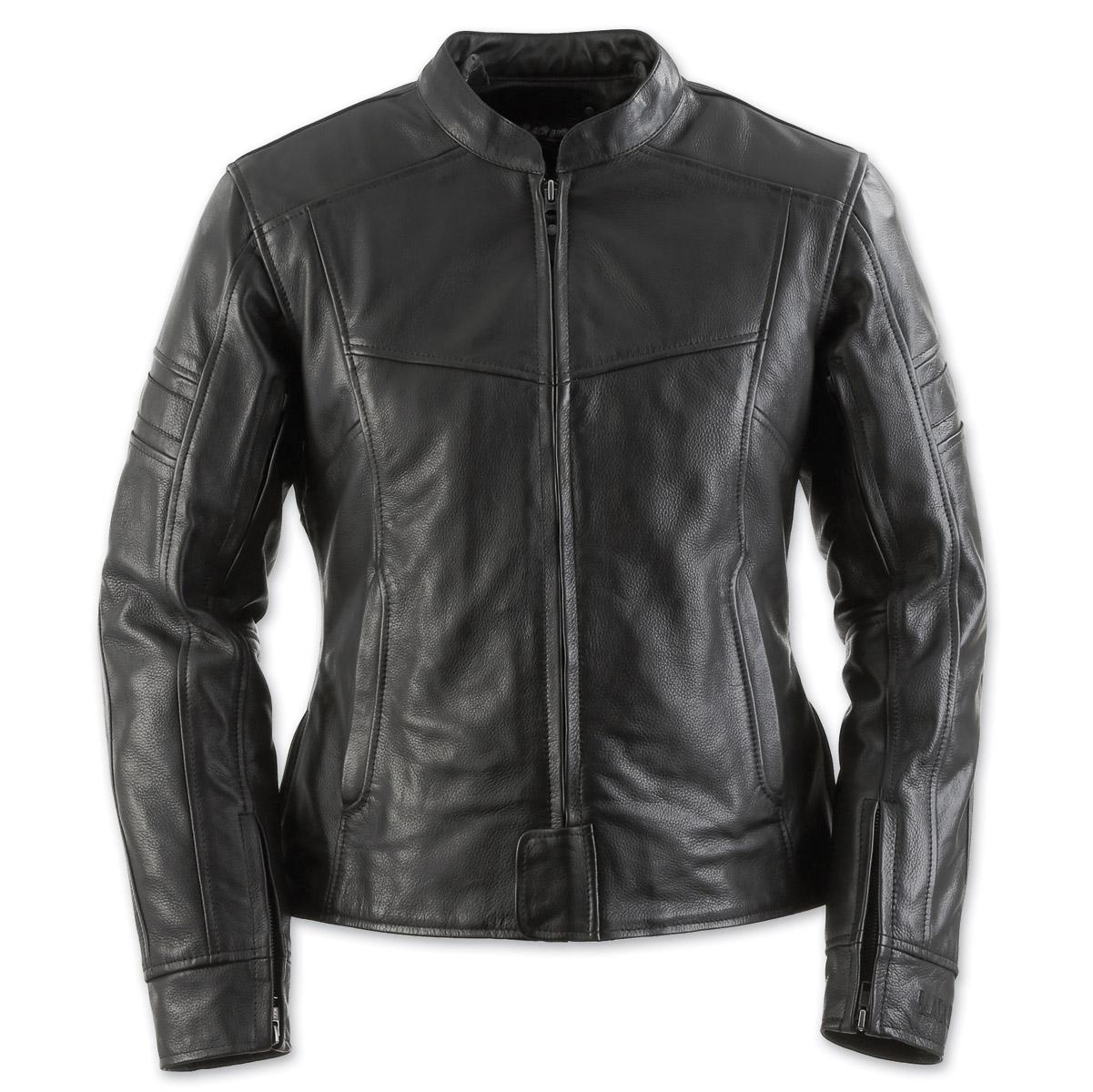 Black Brand Women's Eternity Brown Leather Jacket