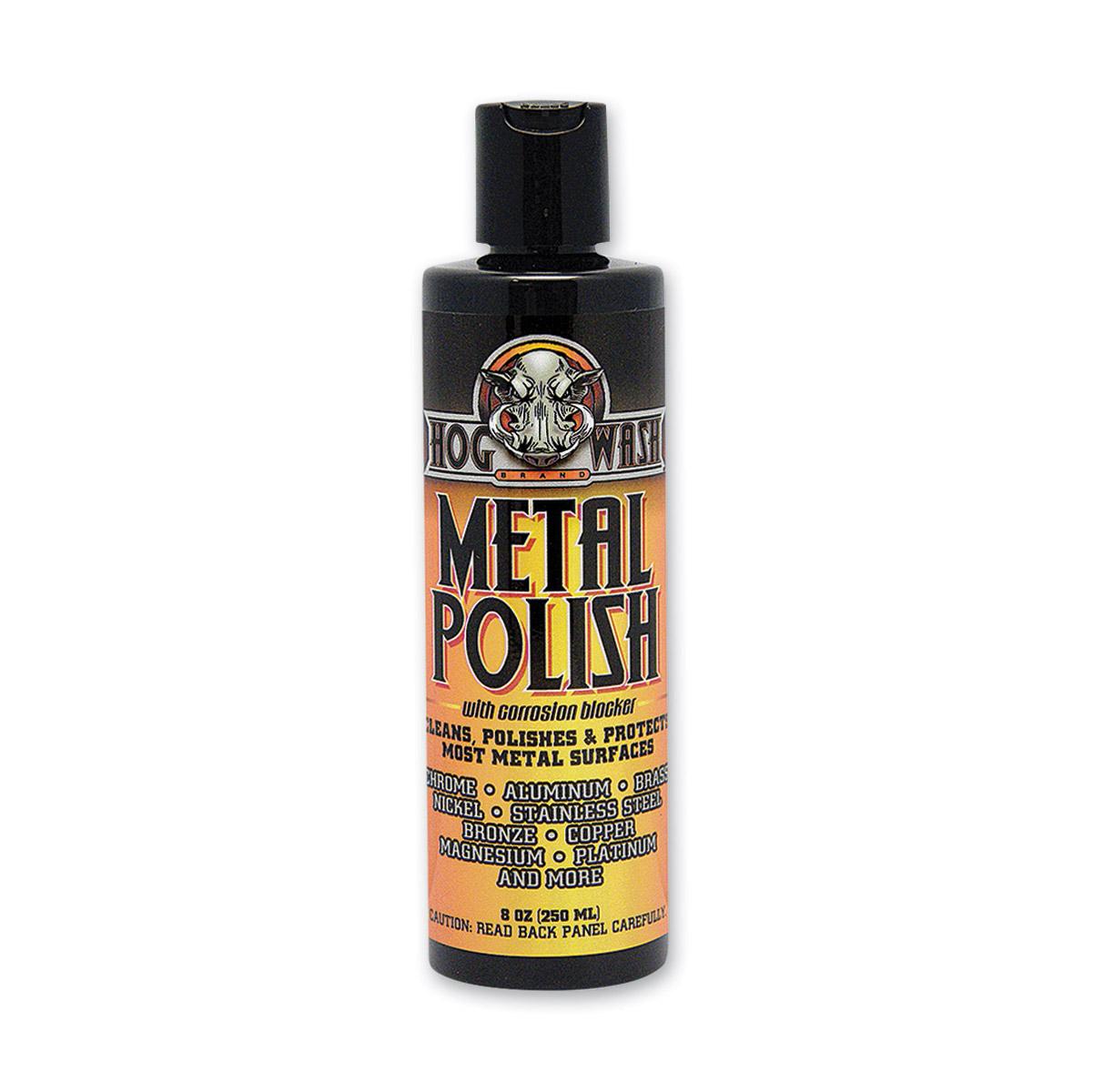 Hog Wash Metal Polish