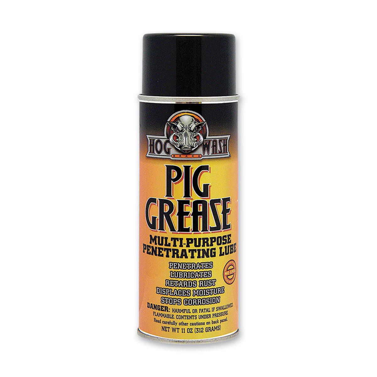 Hog Wash Pig Grease