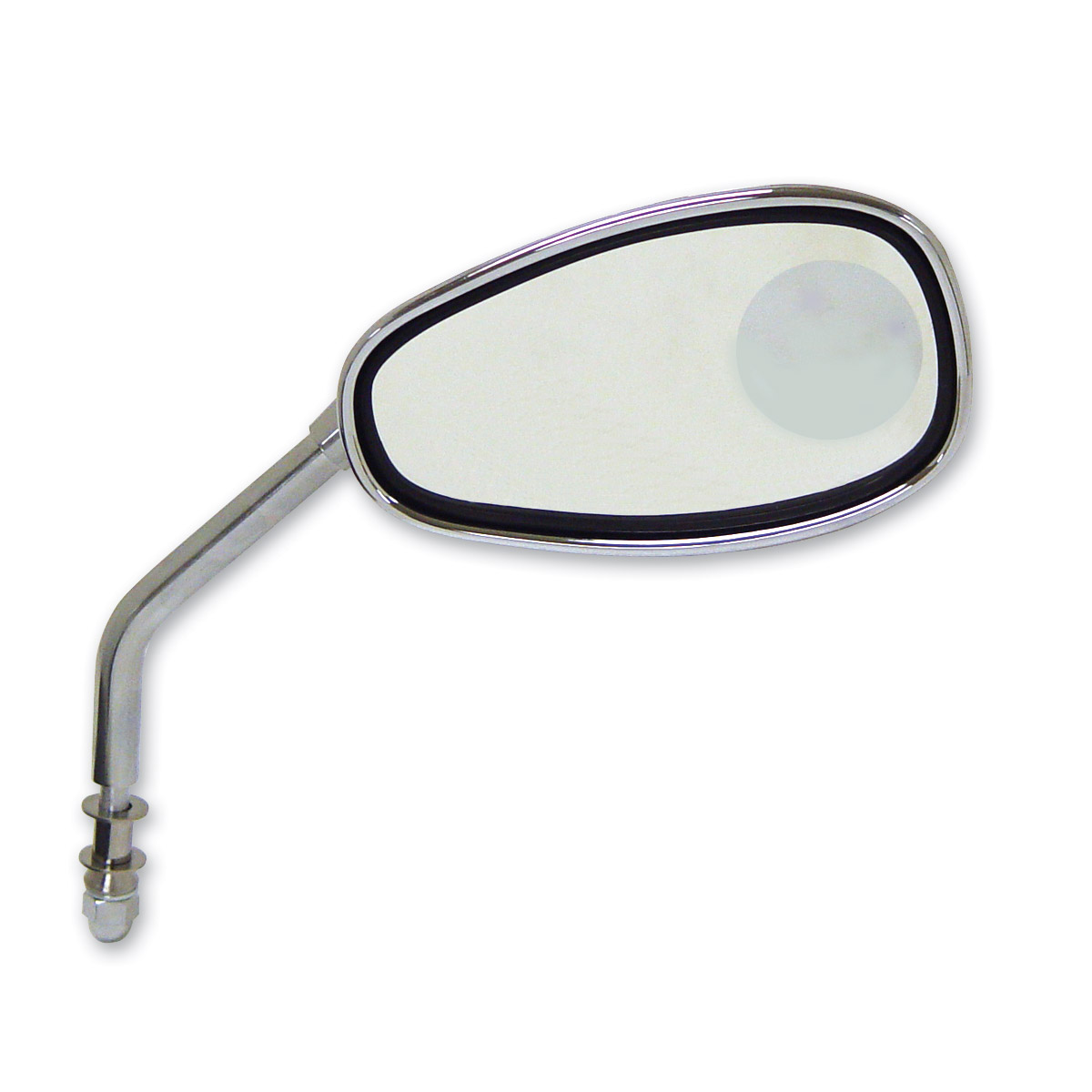 J&P Cycles® Mirrors with Inset Magnifier Lens