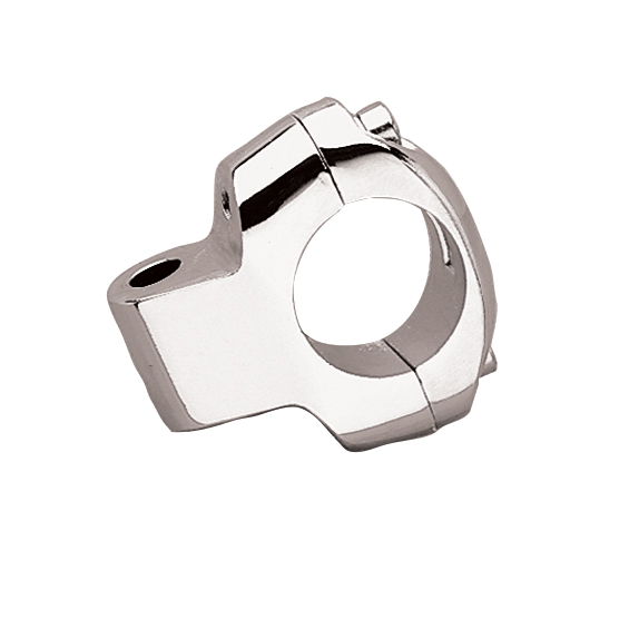 J&P Cycles® 1″ Chrome Mirror Clamp