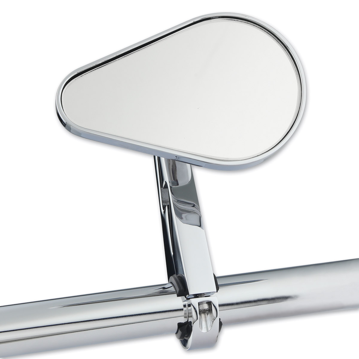 J&P Cycles® Clamp-On Teardrop Mirror