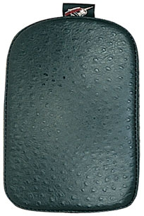 Phantom Pads Faux Black Ostrich