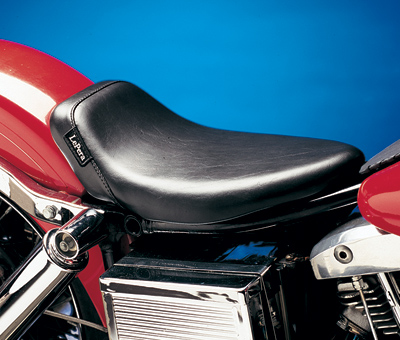 Le Pera Bare Bones Solo Seat with Biker Gel