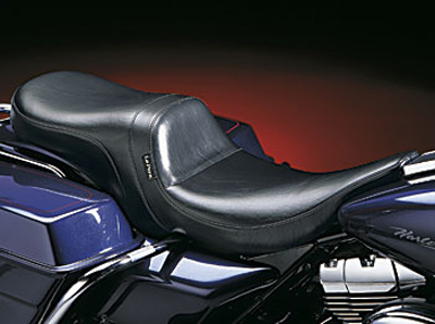 Le Pera Daytona 2-Up Seat with Biker Gel