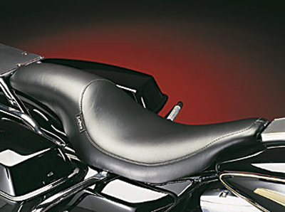 Le Pera Silhouette Full Length Seat with Gel Insert