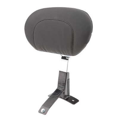 Mustang Smooth Driver Backrest Kit