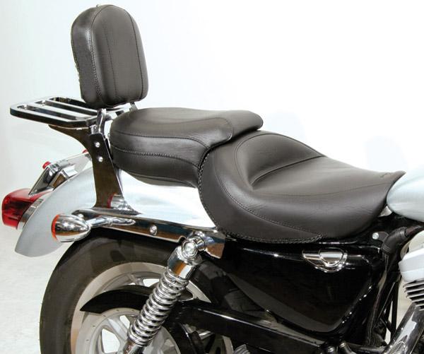 Harley sportster mustang vintage seat