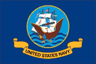 Rumbling Pride Navy 6″ x 9″ Flag