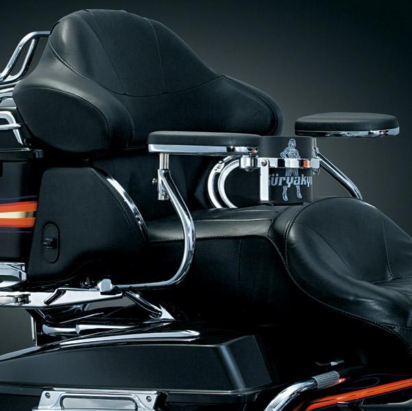 Kawasaki Nomad Passenger Armrests