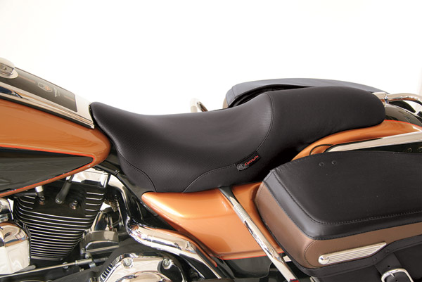 Roland Sands Design Hang Lo 2-Up Seats for Touring Models