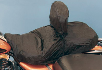 Mustang Rain Cover For Seats with Driver Backrests
