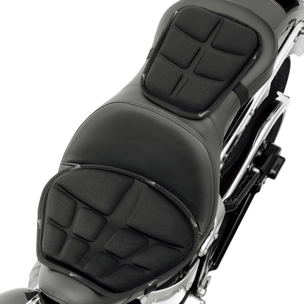 Saddlemen XL Molded SaddleGel Seat Pads