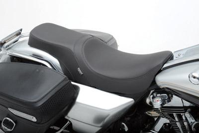 Drag Specialties Predator 2-Up Seat Smooth
