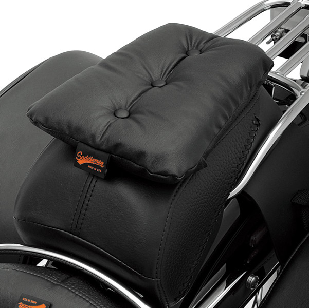Saddlemen Medium Pillow Top SaddleGel Seat Pad