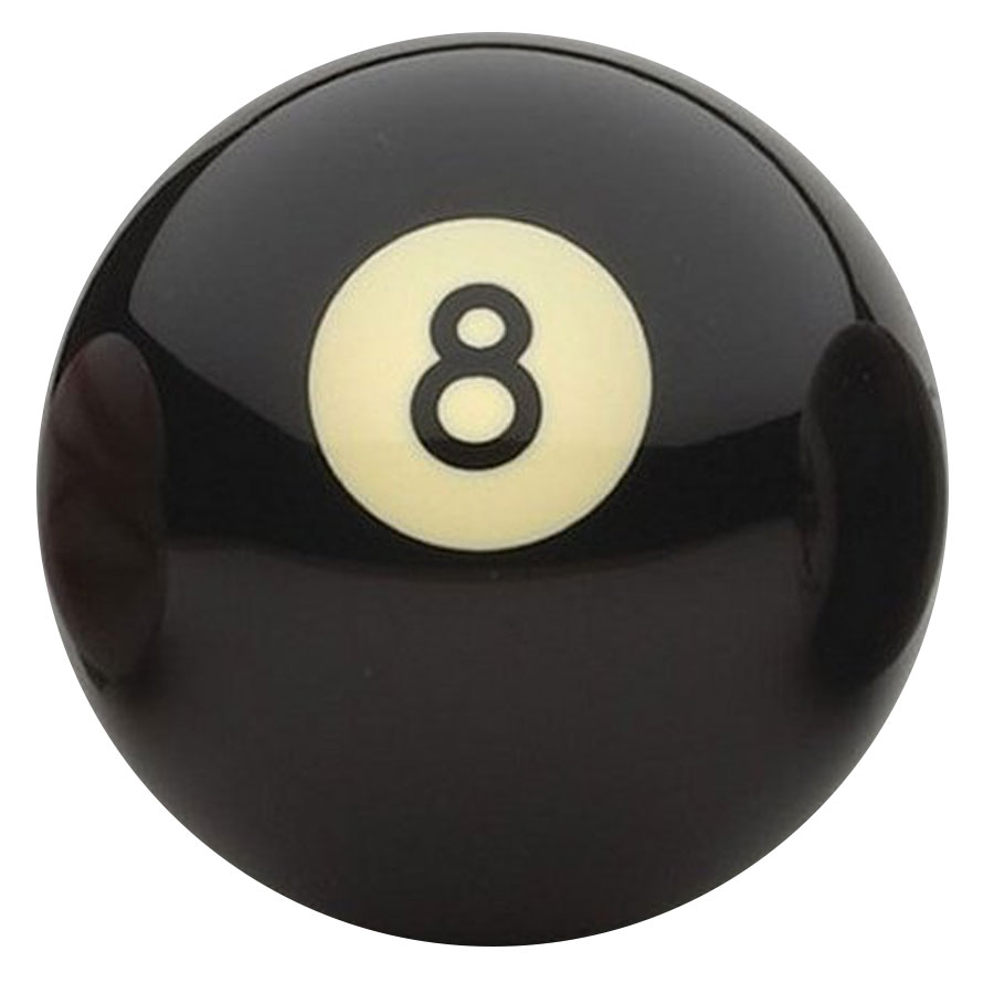 CycleVisions 8-Ball Topper