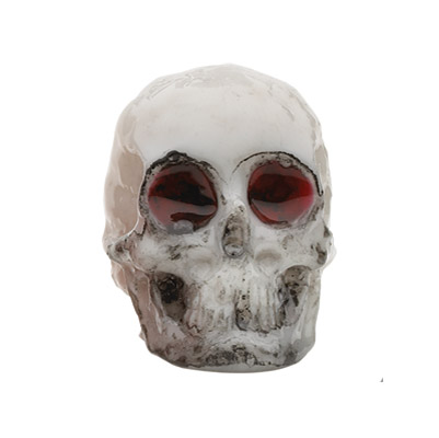 CycleVisions Skull Head Topper