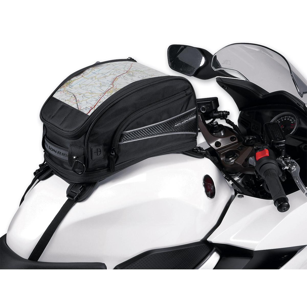 Nelson-Rigg CL-2015-ST Journey Sport Tank Bag Strap Mount
