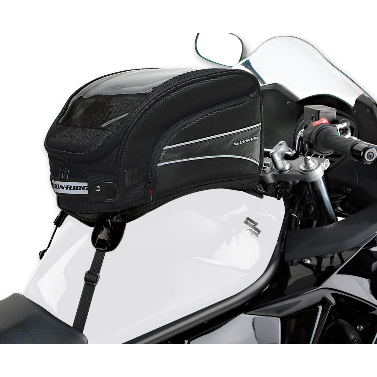 Nelson Rigg Cl 2017 St Journey Xl Tank Bag Strap Mount
