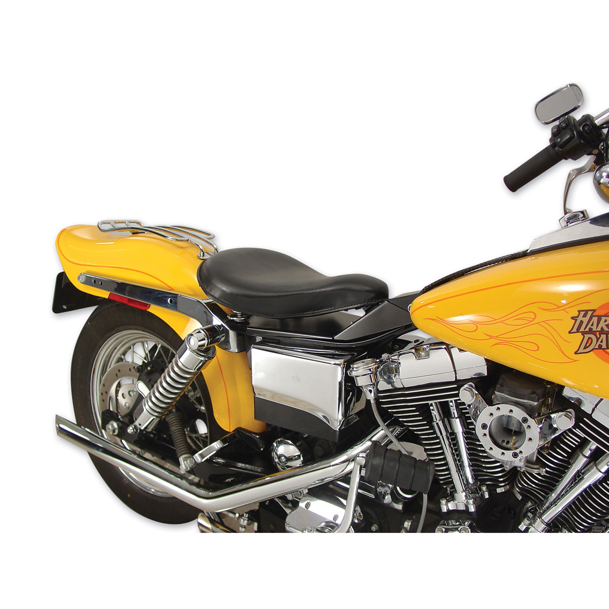 V-Twin Manufacturing Solo Seat Kit
