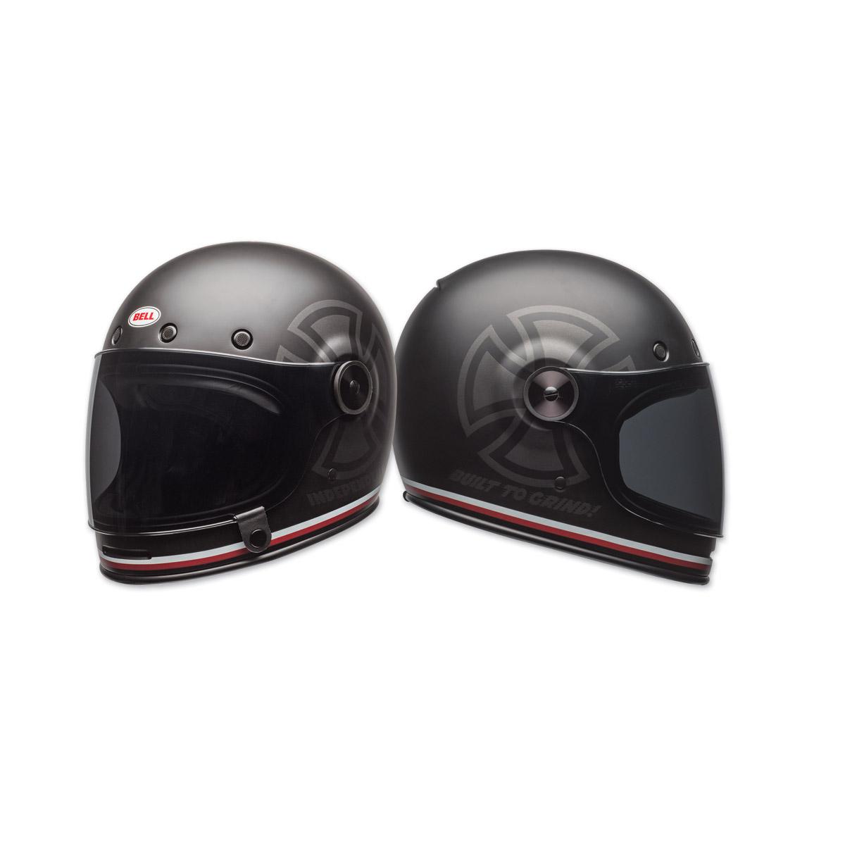 Bell Bullitt Independent Black Full Face Helmet