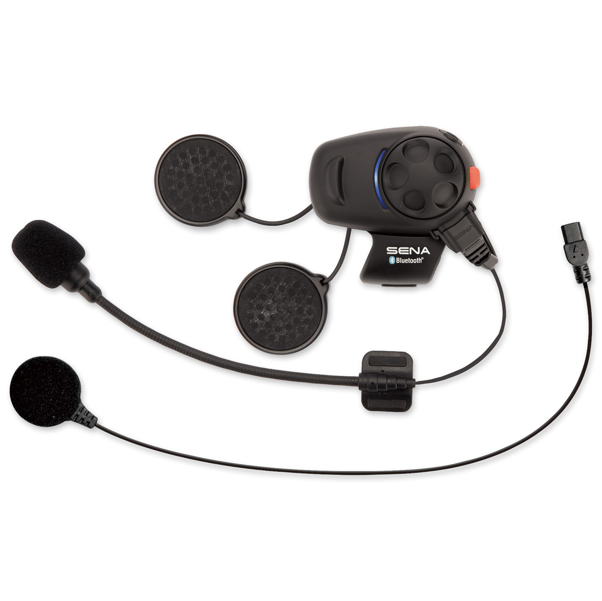 Sena Technologies SMH5-UNIV Single Universal Microphone Bluetooth Communication System