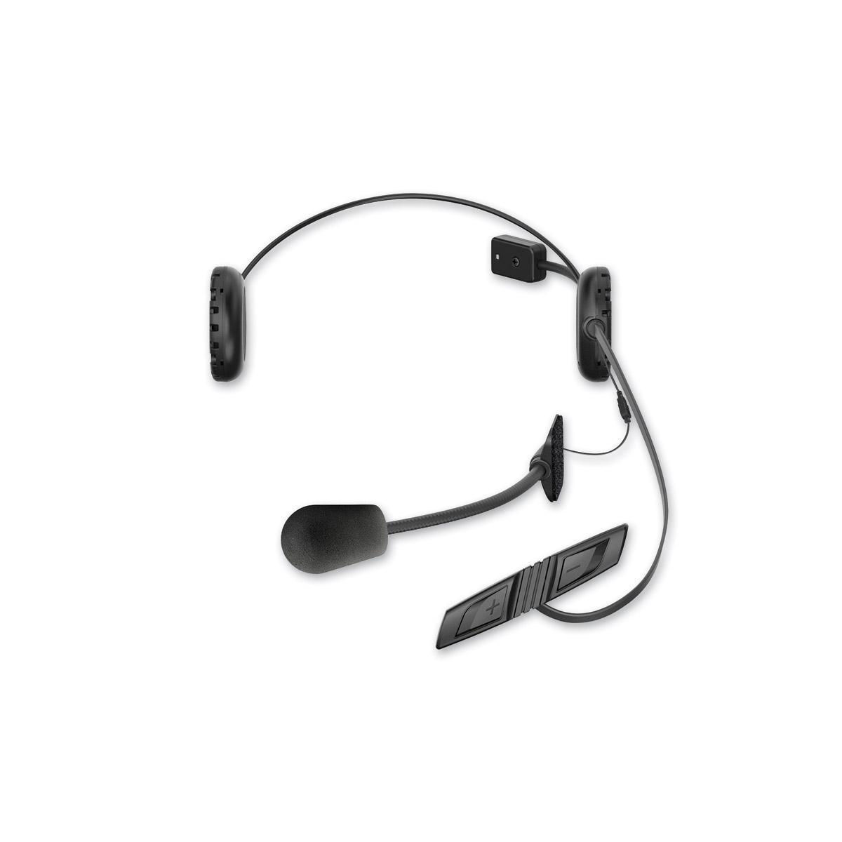 Sena Technologies 3S Single Modular Helmet Wired Boom Microphone Kit - 3S-WB