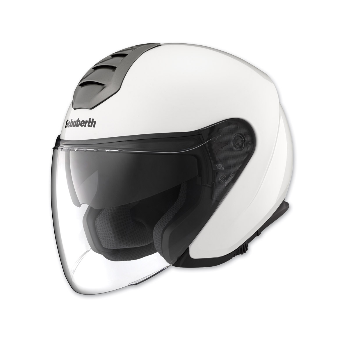 Schuberth M1 Vienna White Open Face Helmet