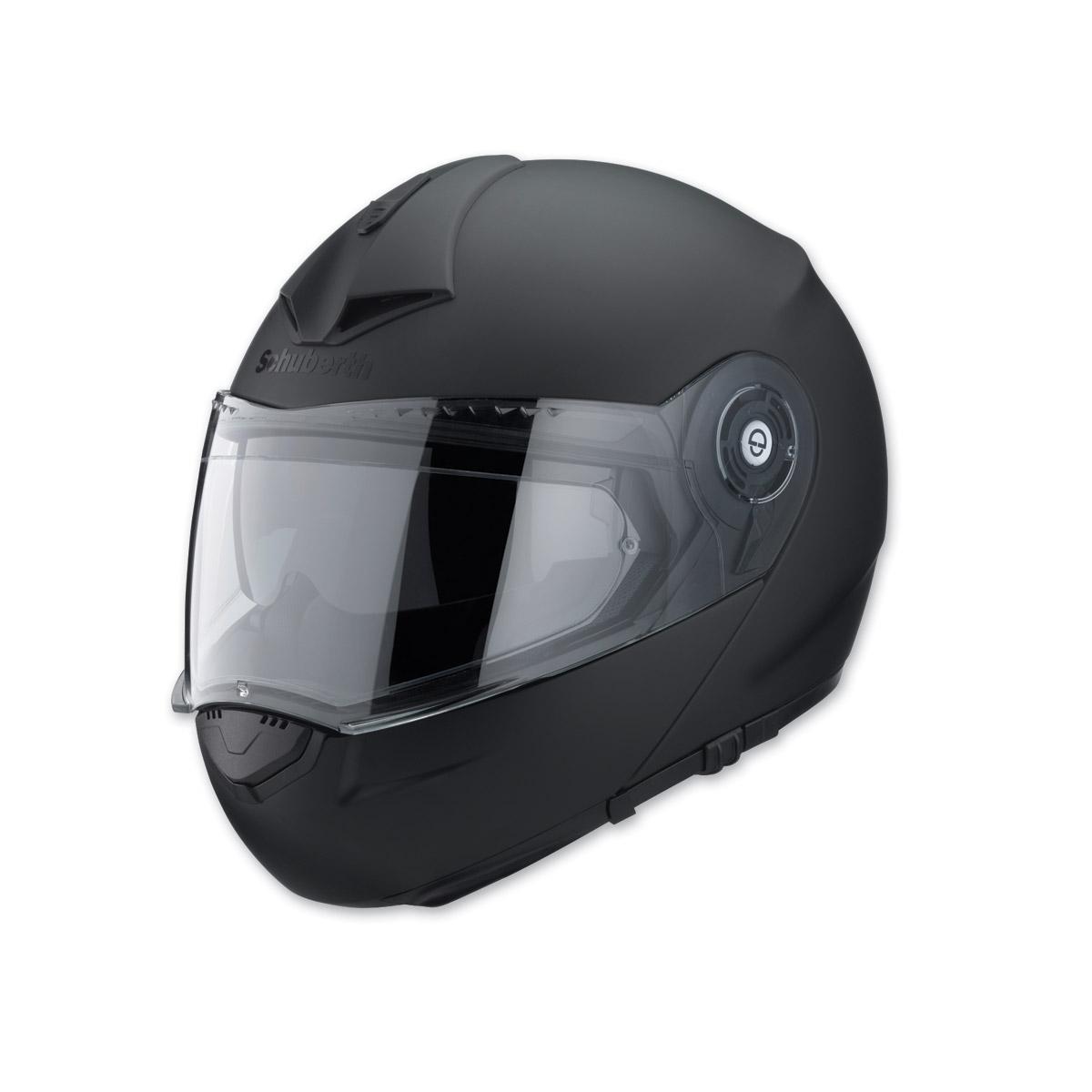 Schuberth C3 Pro Matte Black Modular Helmet