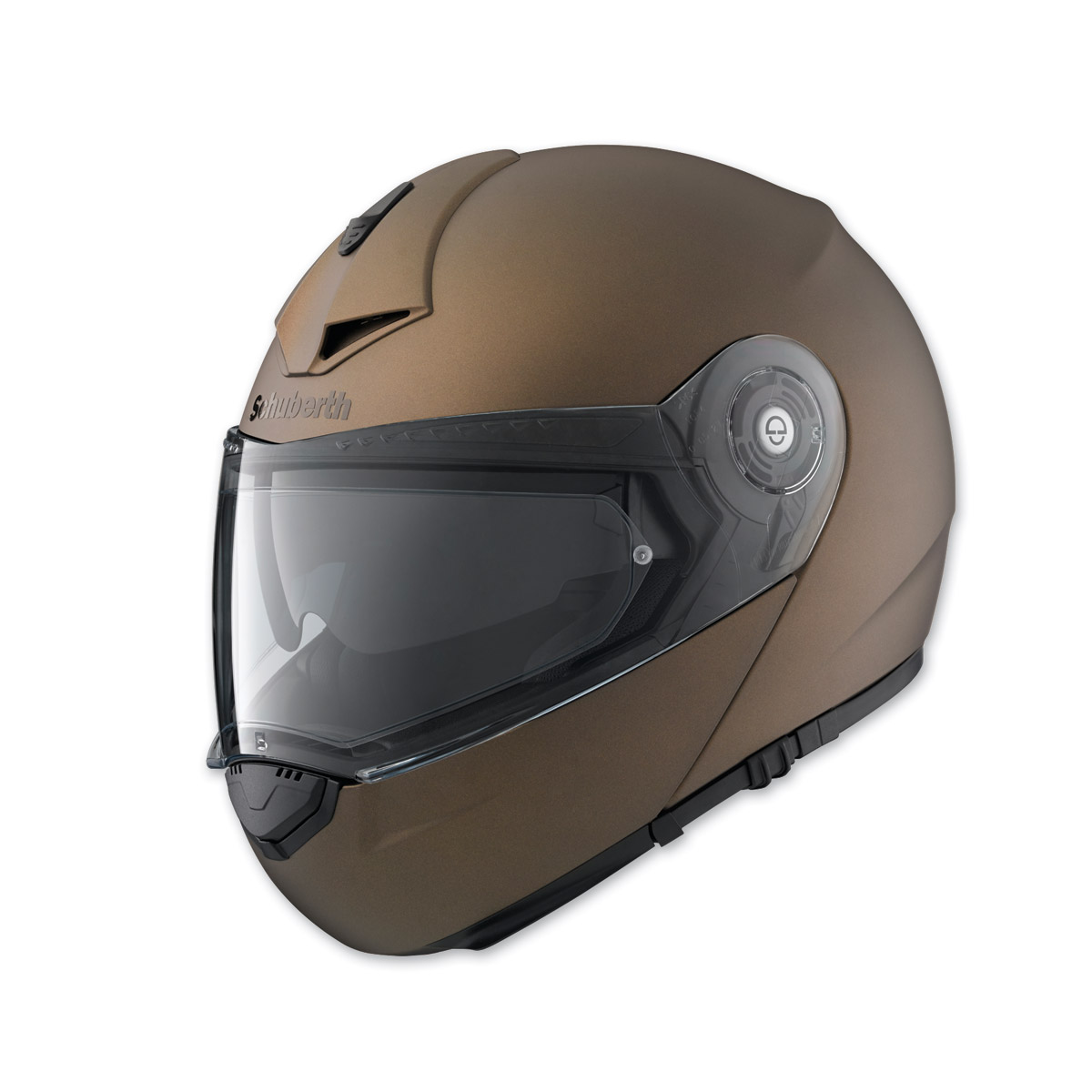 schuberth c3 pro matte metal modular helmet 804 874 j p cycles. Black Bedroom Furniture Sets. Home Design Ideas