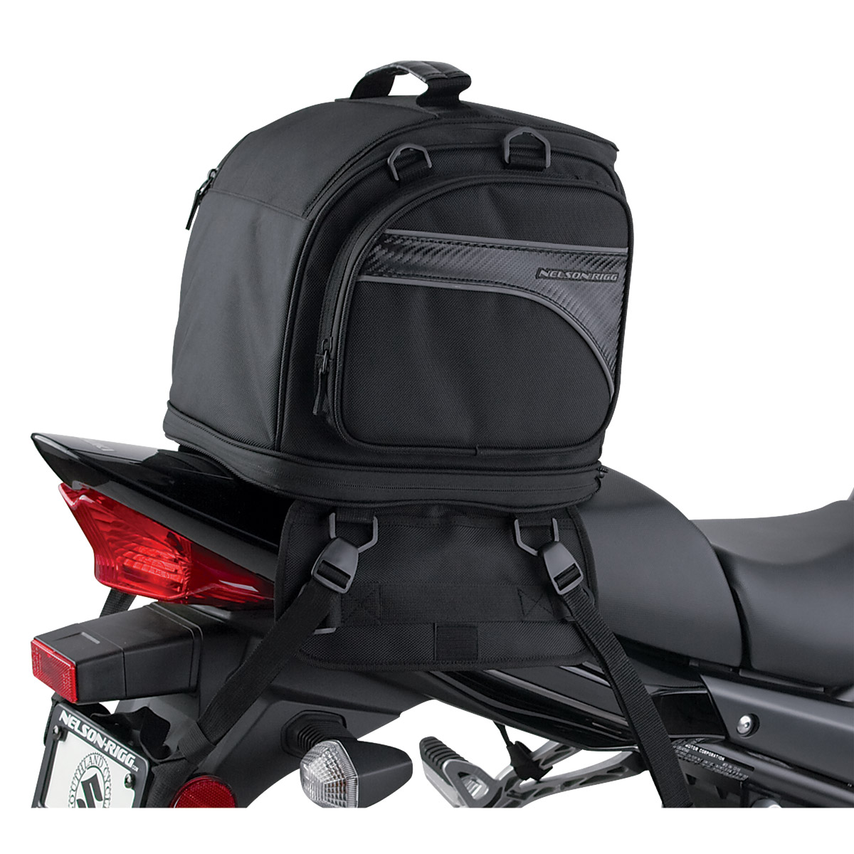 Nelson-Rigg CL-1070 Touring Expandable Tail Pack