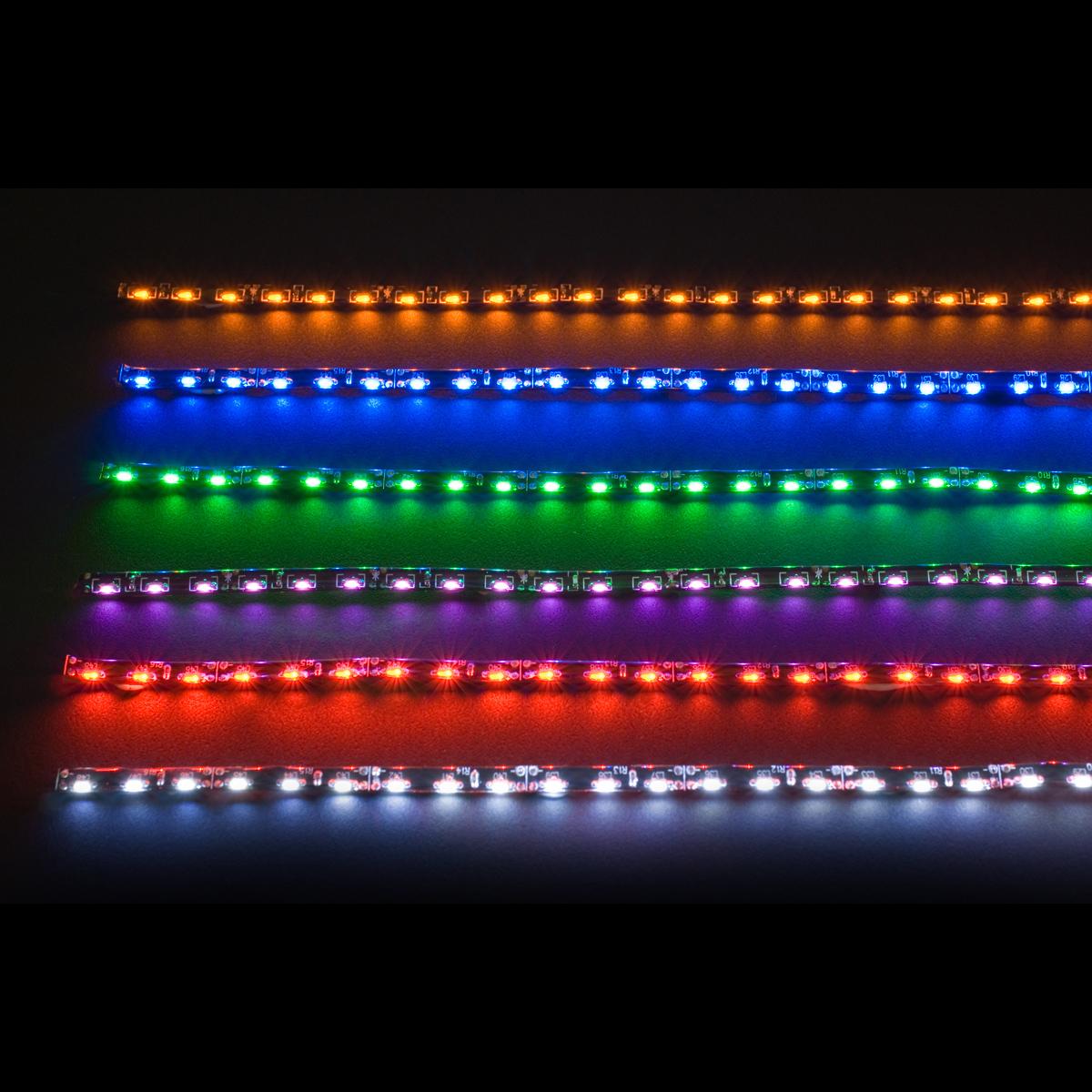 Add on amber side emitting led light strips 805 138 add on amber side emitting led light strips aloadofball Choice Image
