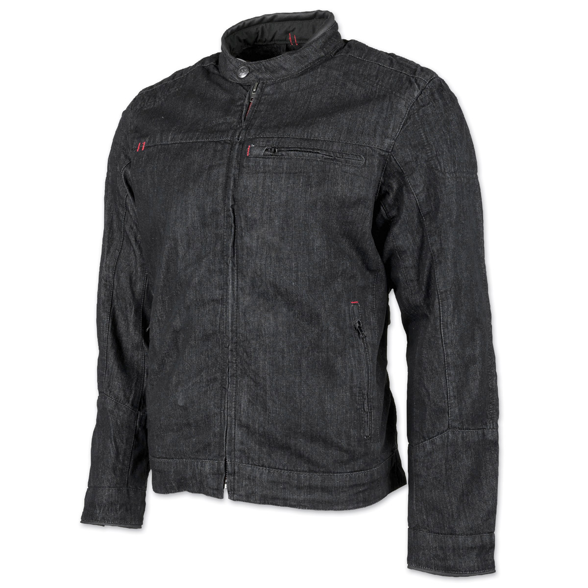 discount coupon exclusive shoes great variety styles Speed and Strength Men's Overhaul Black Denim Moto Jacket - 884273