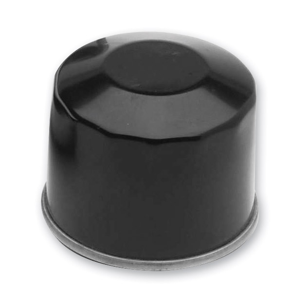 Twin Power Black Oil Filter with Back Flow Valve