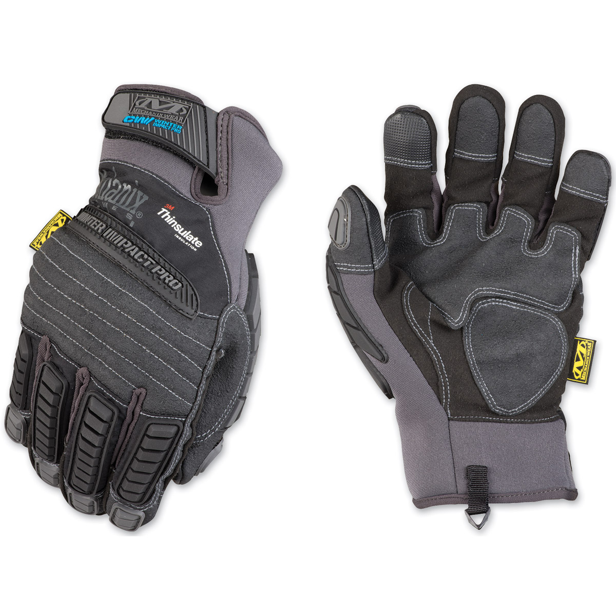 Mechanix Wear Men's Winter Impact Pro Gloves
