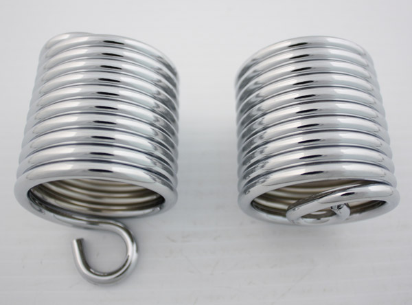 V-Twin Manufacturing Hummer Replacement Solo Seat Springs