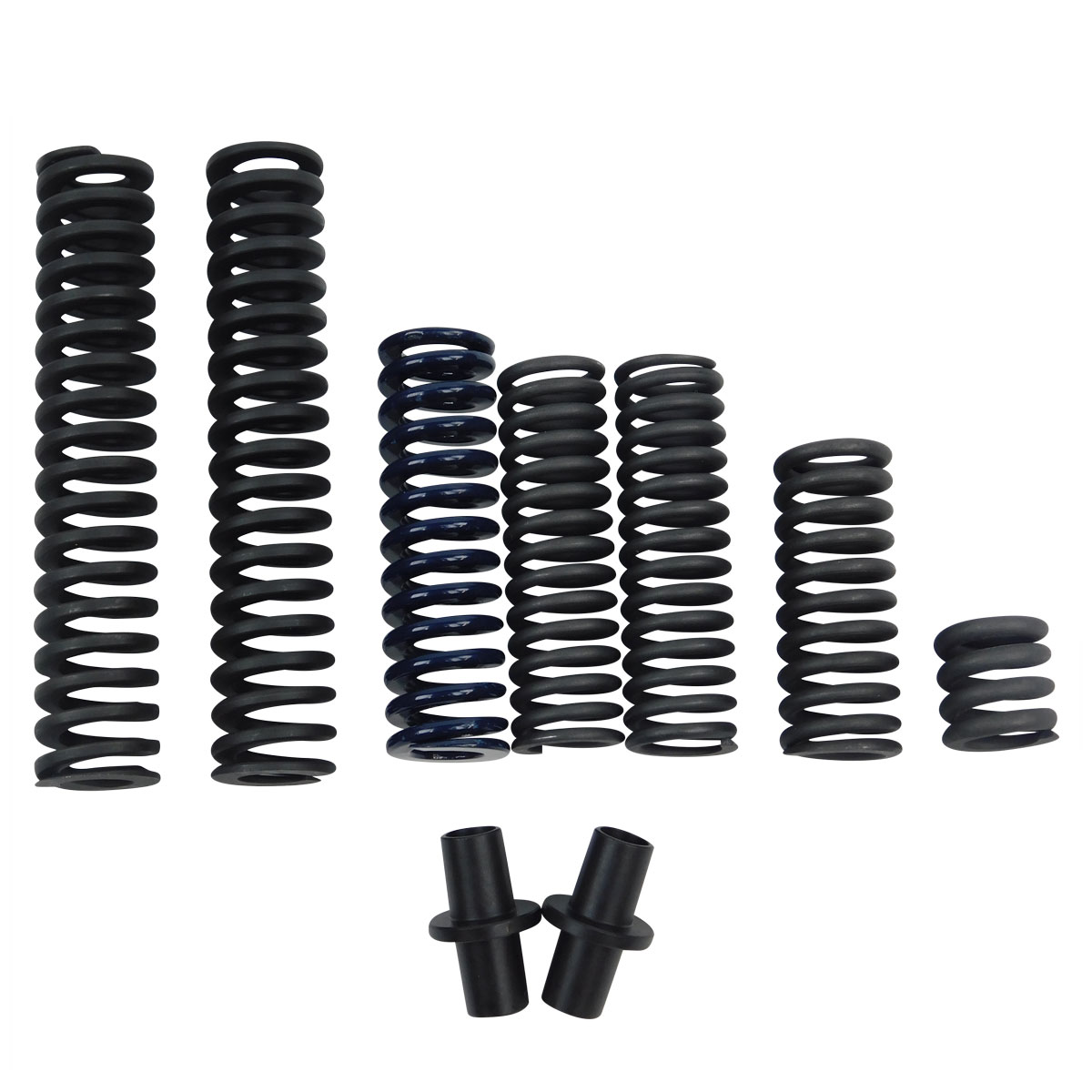 V-Twin Manufacturing Heavy Duty Seat Post Spring Set