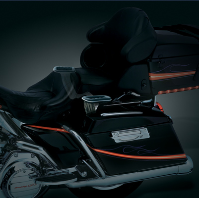 Kuryakyn Passenger Grab Rails for H-D Touring