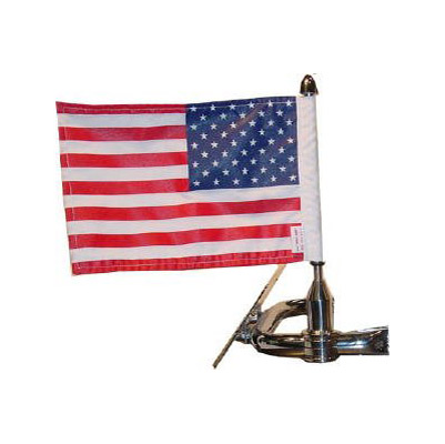 Pro Pad 7/8″ Round Mount and Highway Flag