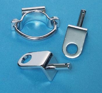J&P Cycles® Solo Seat Bracket Kit
