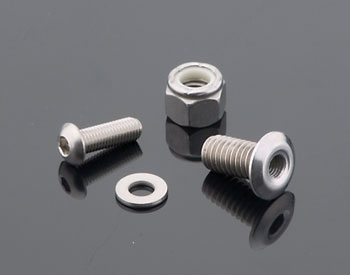 J&P Cycles® Seat Hold-Down Screw Repair and Replacement Set