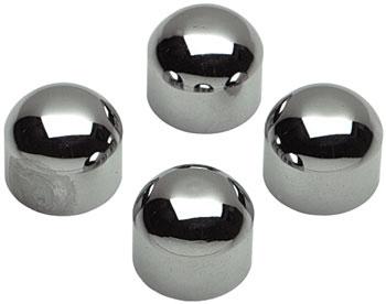 CycleVisions Chrome BareBacks Caps