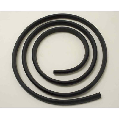 V-Twin Manufacturing Cover Rubber Gasket for Fiberglass Saddlebags ...