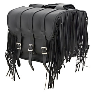 Pac-Kit Fringe Eagle Saddlebag
