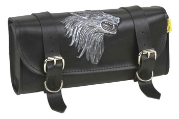 Willie & Max Wolf's Head Collection Tool Pouch
