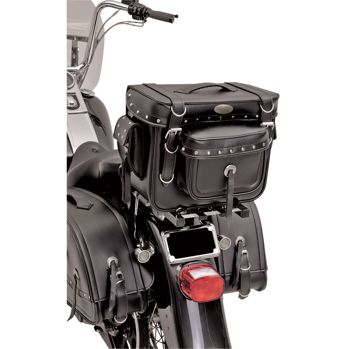 All American Rider Sissy Bar Bike/Travel Back Pack
