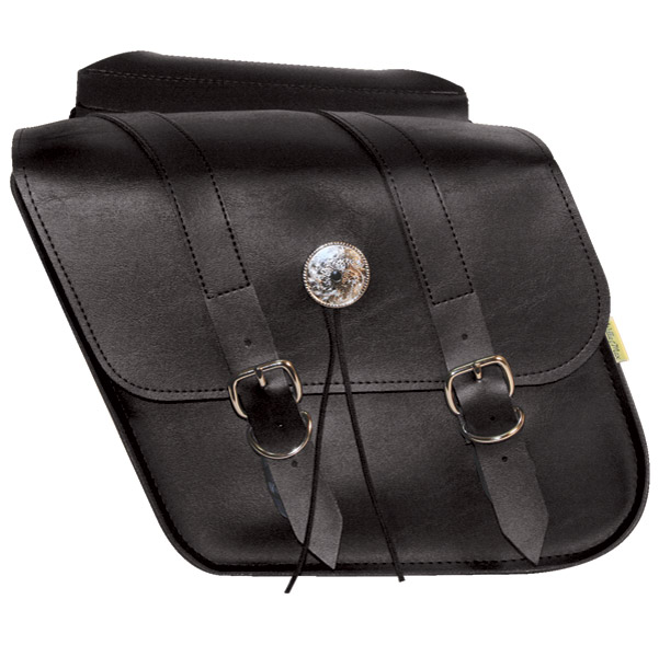 Willie & Max Deluxe Collection Compact Slant Saddlebag