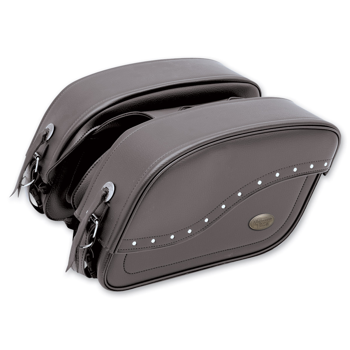 All American Rider Flap-Over Futura 2000 Saddlebag